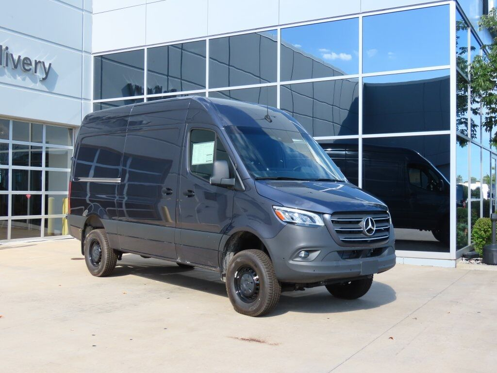 2020 Mercedes-Benz Sprinter 2500 Cargo Van Kansas City MO