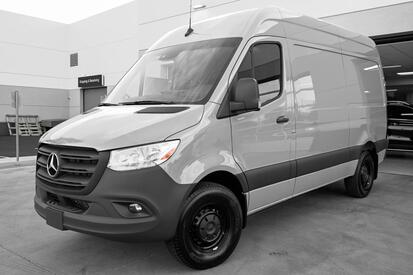 2020 Mercedes-Benz Sprinter 2500 Cargo Van