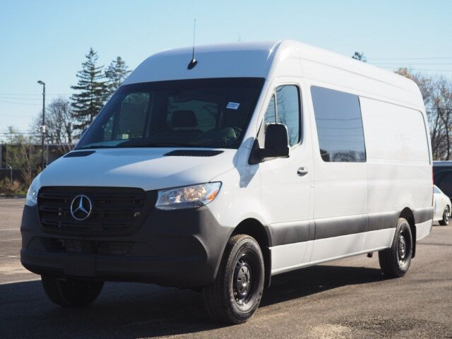 2020 Mercedes-Benz Sprinter 2500 Crew Van Long Island City NY