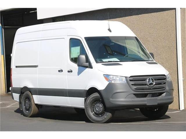 2020 Mercedes-Benz Sprinter 2500 Standard Roof V6 Sprinter 2500 Cargo Van 144 in. WB Rear-wheel Drive