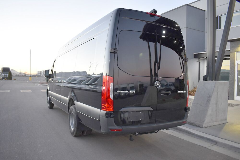 2020 Mercedes-Benz Sprinter 3500 Cargo 170 WB Salt Lake City UT