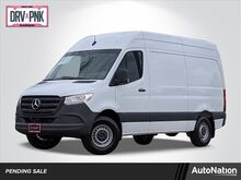 2020_Mercedes-Benz_Sprinter Cargo Van__ Houston TX