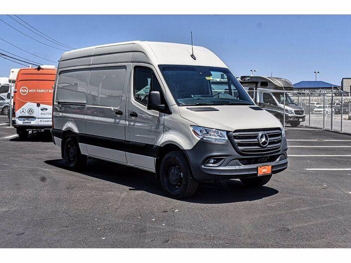 2020 Mercedes-Benz Sprinter Cargo Van 2500   144
