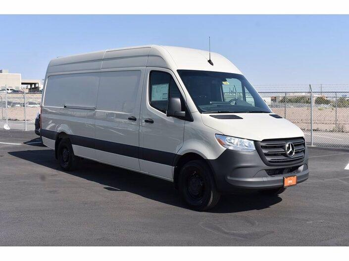 2020 Mercedes-Benz Sprinter Cargo Van 2500 High Roof  170