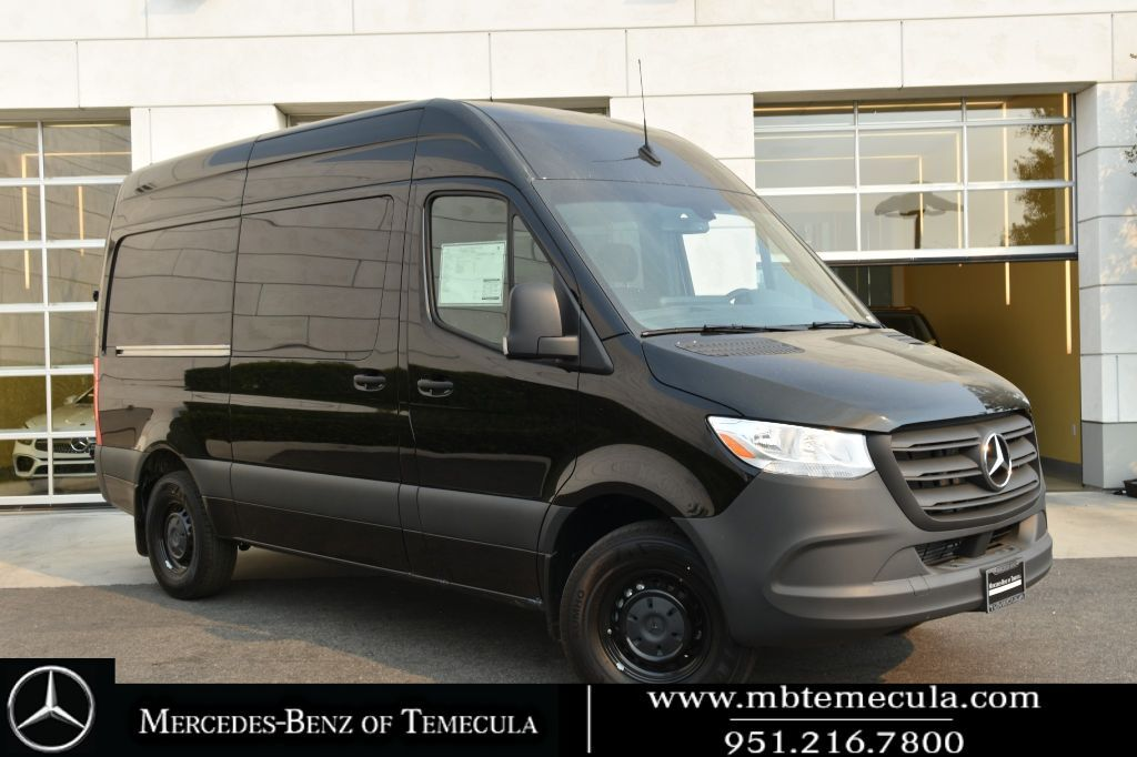 2020 Mercedes-Benz Sprinter Crew Van Rear Wheel Drive Minivan/Van