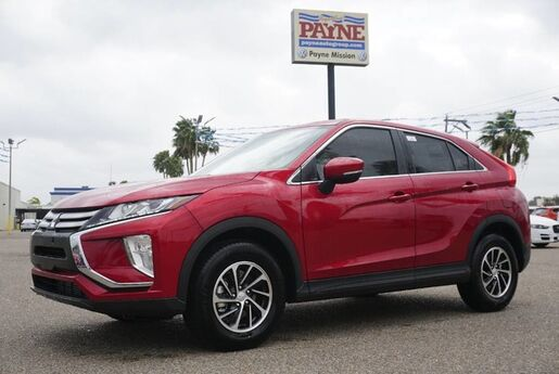 2020 Mitsubishi Eclipse Cross ES Mission TX