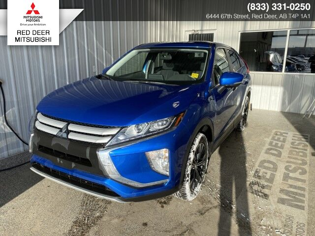 2020 Mitsubishi Eclipse Cross ES Red Deer County AB