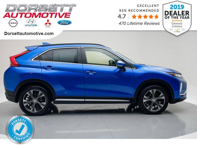 2020 Mitsubishi Eclipse Cross SEL Terre Haute IN