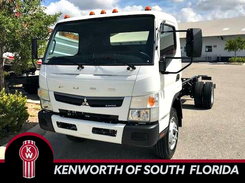 2020 Mitsubishi Fuso FE180 Cab & Chassis Fort Lauderdale FL