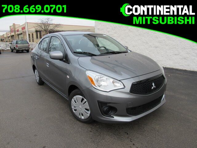 2020 Mitsubishi Mirage G4 ES Chicago IL