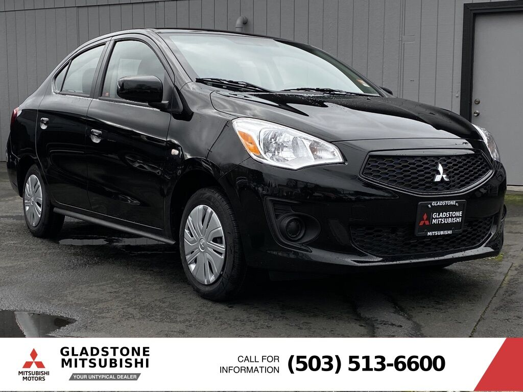 2020 Mitsubishi Mirage G4 ES Milwaukie OR