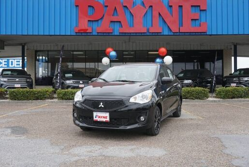 2020 Mitsubishi Mirage G4 LE Brownsville TX