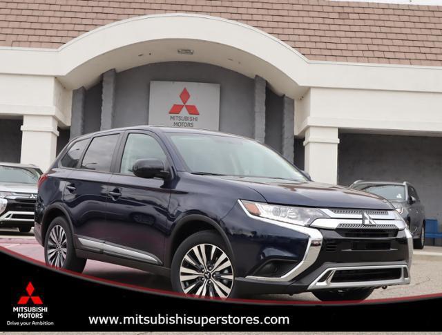 2020 Mitsubishi Outlander ES Costa Mesa CA