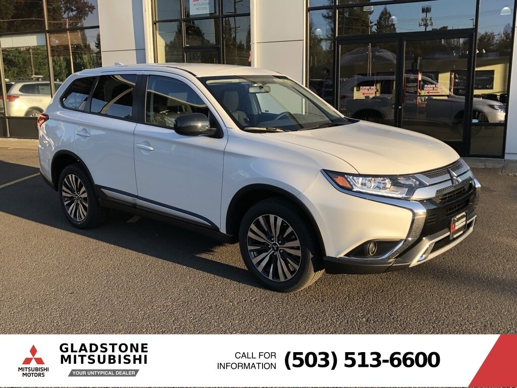 2020 Mitsubishi Outlander ES Milwaukie OR
