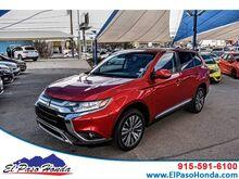 2020_Mitsubishi_Outlander_SE FWD_ El Paso TX