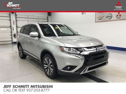 2020_Mitsubishi_Outlander_SE_ Dayton area OH