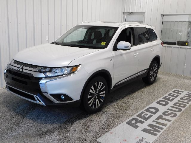 2020 Mitsubishi Outlander SEL Red Deer County AB