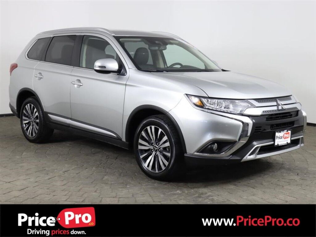 2020 Mitsubishi Outlander SEL w/Heated Leather/3rd Row Maumee OH