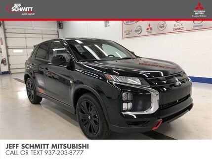 2020_Mitsubishi_Outlander Sport_2.0 BE_ Fairborn OH