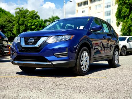 2020 NISSAN ROGUE S FWD Ponce PR