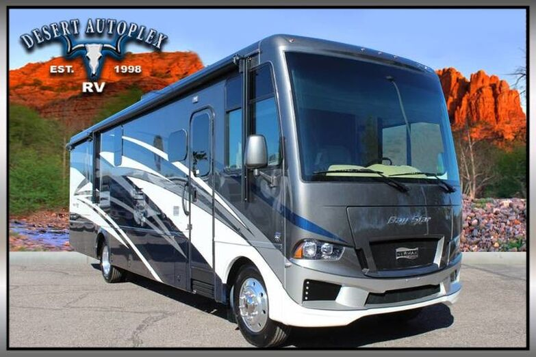 2020 Newmar Bay Star 3401 Double Slide Class A Gas Motorhome All units treated with Cilajet Anti-Microbial Fog Mesa AZ