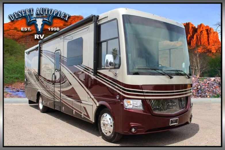 2020 Newmar Canyon Star 3513 Triple Slide Class A Gas Motorhome Mesa AZ