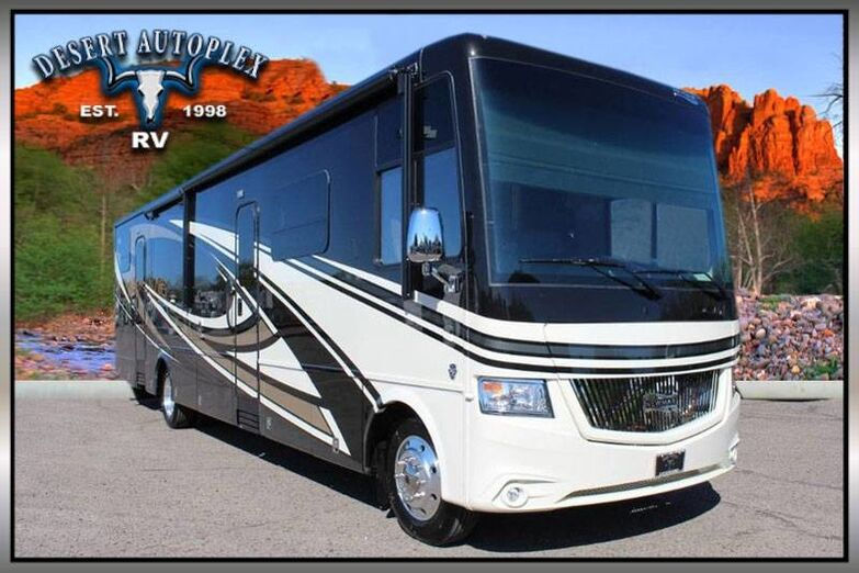 2020 Newmar Canyon Star 3927 Double Slide Class A Motorhome Treated w/Cilajet Anti-Microbial Fog Mesa AZ