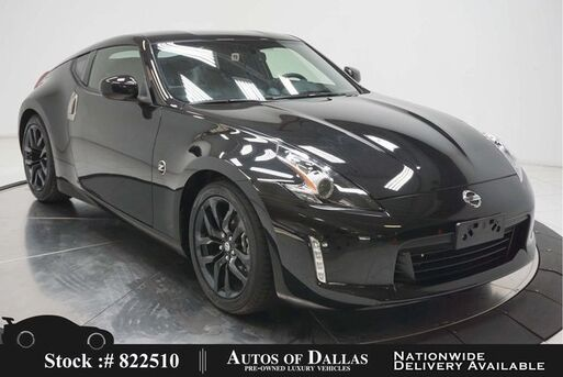 2020_Nissan_370Z_BACK-UP CAMERA,KEY-GO,18IN WHLS_ Plano TX