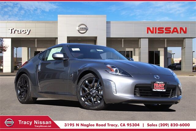 2020 Nissan 370Z Base Tracy CA