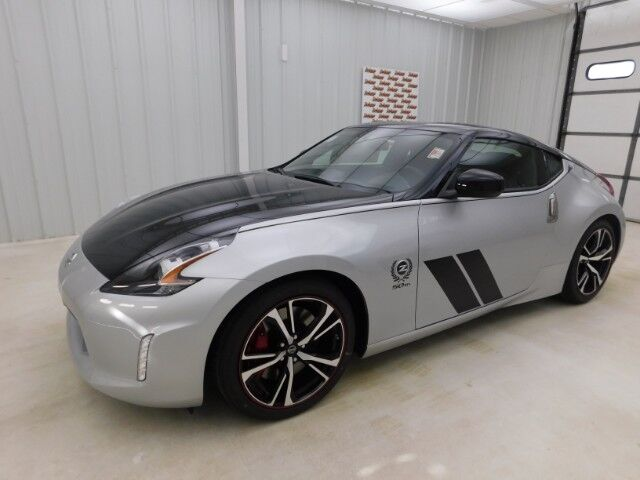 2020 Nissan 370Z Coupe MANUAL 50TH ANNIVERSARY Manhattan KS
