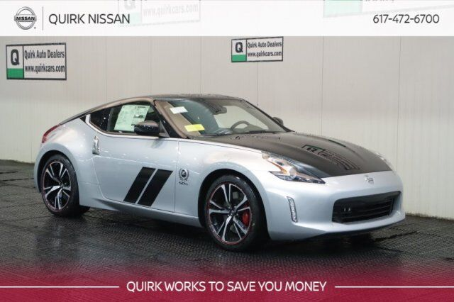 2020 Nissan 370Z Coupe Sport Quincy MA