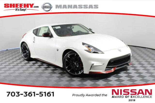 2020 Nissan 370Z Nismo 2D Coupe