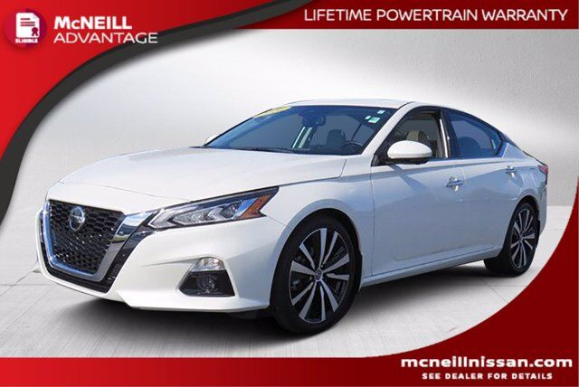 2020 Nissan Altima 2.0 Platinum High Point NC
