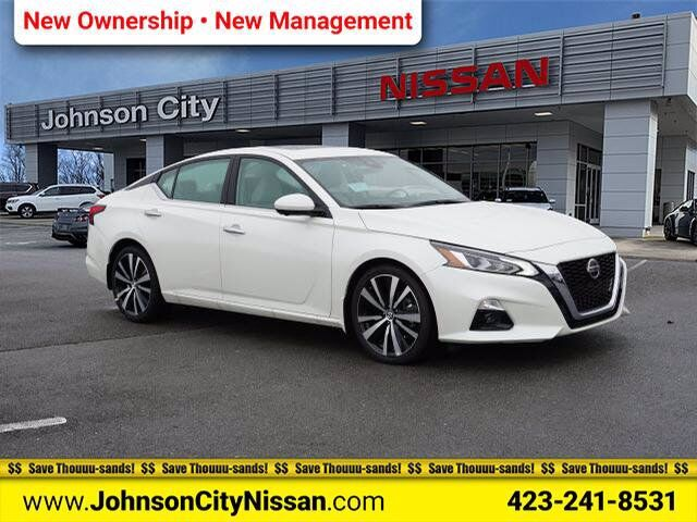 2020 Nissan Altima 2.0 Platinum Johnson City TN