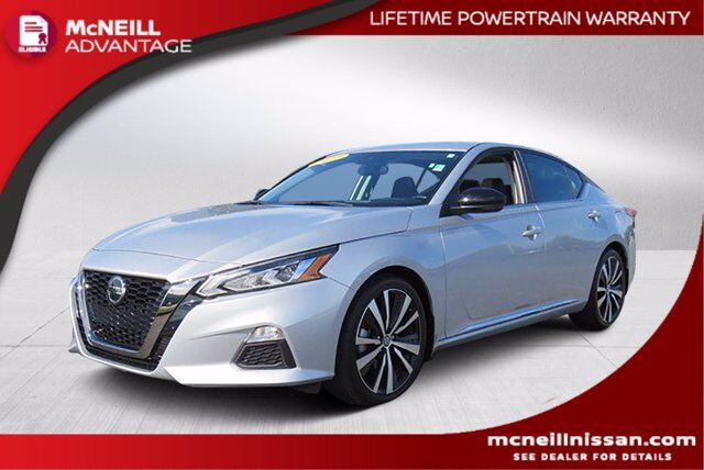 2020 Nissan Altima 2.0 SR High Point NC