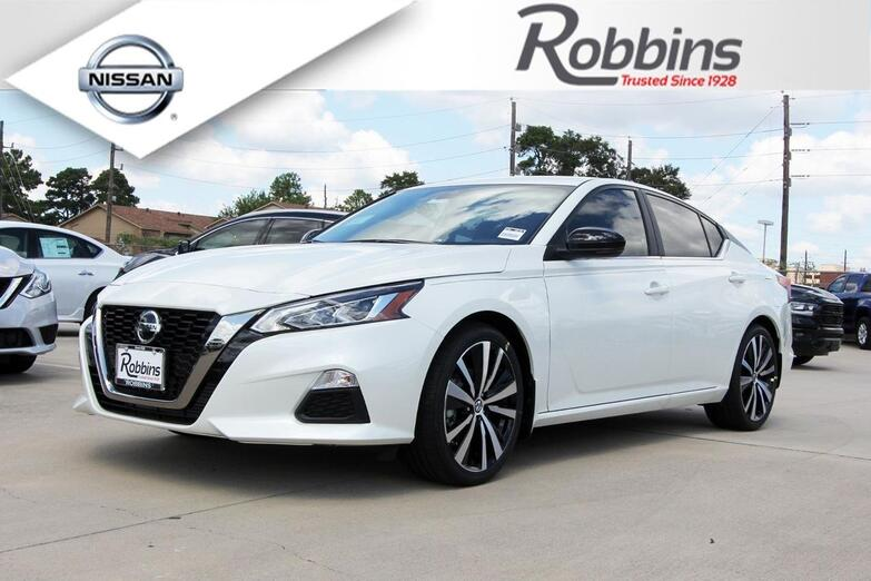 2020 Nissan Altima 2.0 SR Houston TX