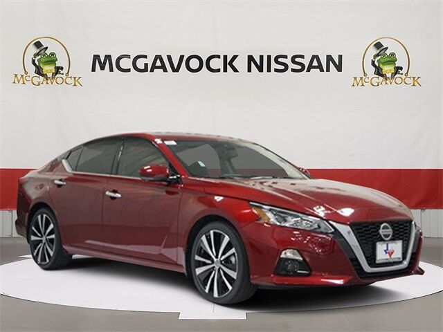 2020 Nissan Altima 2.5 Platinum Rockwall TX