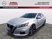 Nissan Altima 2.5 Platinum 2020