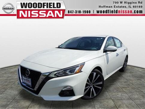 2020_Nissan_Altima_2.5 Platinum_ Hoffman Estates IL