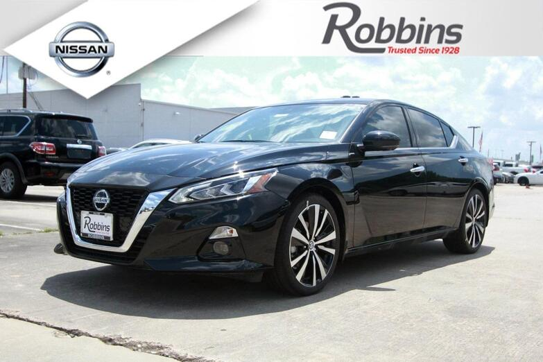 2020 Nissan Altima 2.5 Platinum Houston TX