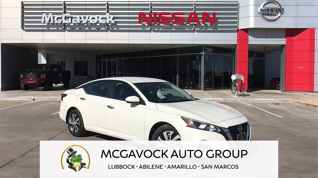 2020 Nissan Altima 2.5 S San Marcos TX