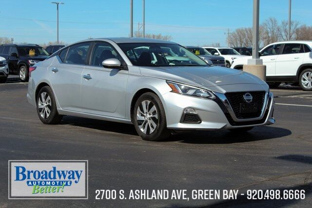 2020 Nissan Altima 2.5 S Green Bay WI