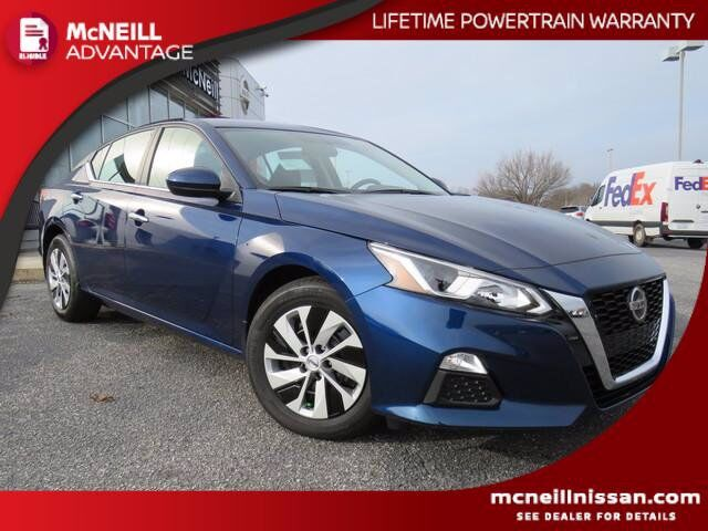 2020 Nissan Altima 2.5 S High Point NC
