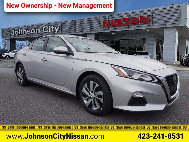 2020 Nissan Altima 2.5 S Johnson City TN