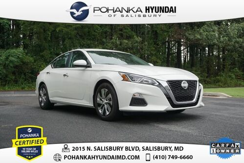 2020_Nissan_Altima_2.5 S **ONE OWNER**GREAT DEAL**_ Salisbury MD