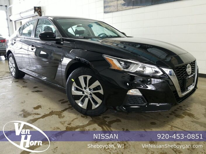 2020 Nissan Altima 2.5 S Plymouth WI