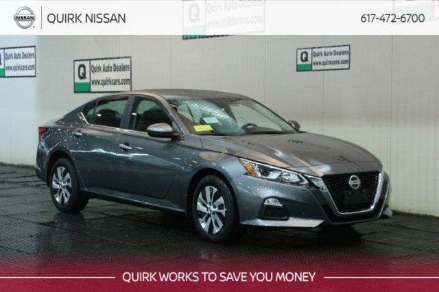2020 Nissan Altima 2.5 S Quincy MA
