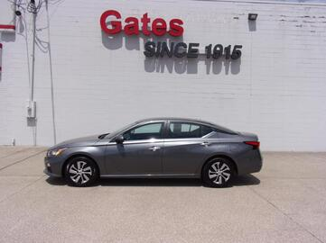 2020_Nissan_Altima_2.5 S_ Richmond KY
