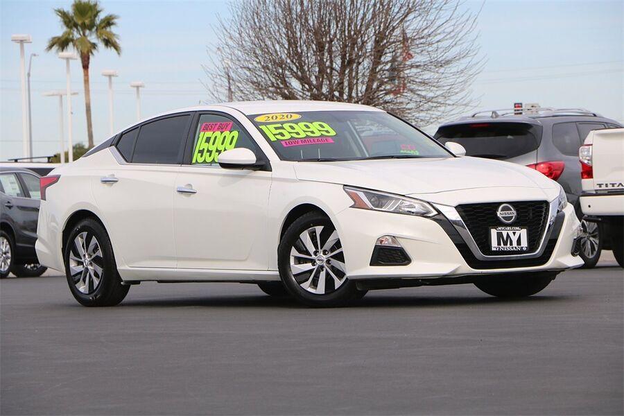 2020 Nissan Altima 2.5 S Salinas CA