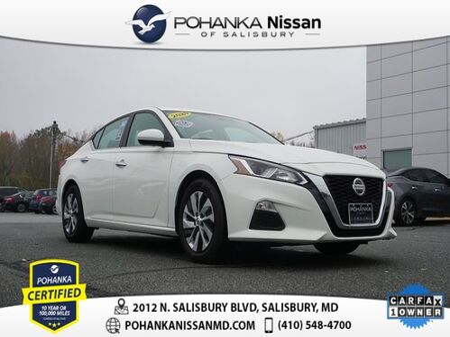 2020_Nissan_Altima_2.5 S_ Salisbury MD